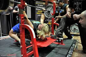 bench power lifting bench womens powerlifting lb bench press
