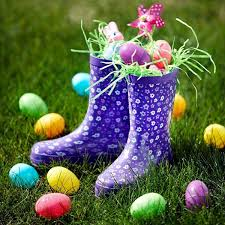 Easter Outdoor Decorations by Outdoor Easter Decorations 15 Colorful Ideas Houz Buzz