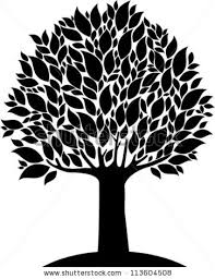 stock images similar to id 119824867 tree silhouettes vector