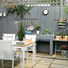 I Could Do A Version Of This I Want  Outdoor Kitchens From - Simple outdoor kitchen