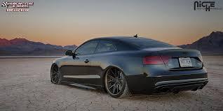 matte audi s5 audi s5 niche misano h61 wheels matte black copper lip