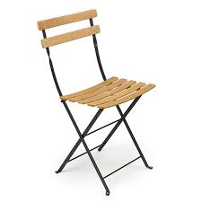 Metal Folding Bistro Chairs Garden Wood Chairs Vintage Folding Metal Bistro Chairs Folding