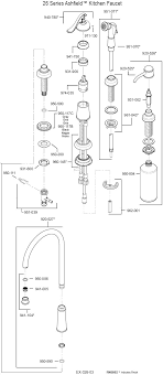 moen single handle kitchen faucet parts diagram satin nickel moen kitchen faucet parts diagram centerset single