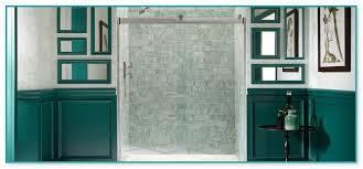 levity shower door 60