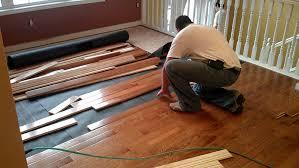 Hardwood Floor Installation Atlanta Tile Carpet Hardwood Flooring D R Painting And Construction