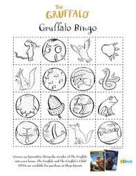 english teaching worksheets the gruffalo ecole gruffalo