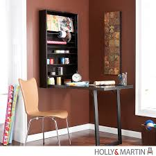 Wall Mount Laptop Desk by Holly U0026 Martin Sadie Wall Mount Craft Desk