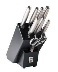 icel platina 8 pieces knife blocks mimocook online store