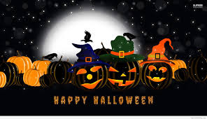 cute spooky background backgrounds with happy halloween