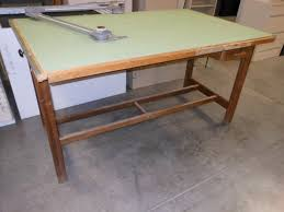 Drafting Table Vinyl Anyone Familiar With Hamilton Oak Drafting Tables Also How Do You