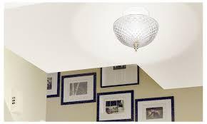 clip on light shade for ceiling bulb hton direct ceiling clip on acrylic dome light shade bulb fixture