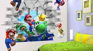 Kids Themed Rooms by Inspiration Mario Themed Room For Your Kids Evercoolhomes