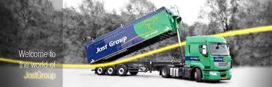 siege de transport transport logistics company europe jost