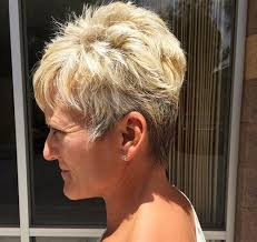 pics of crop haircuts for women over 50 70 respectable yet modern hairstyles for women over 50 hairiz
