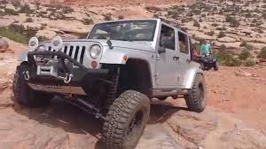 jeep wrangler lifted 2008 jeep wrangler unlimited lifted off road moab youtube