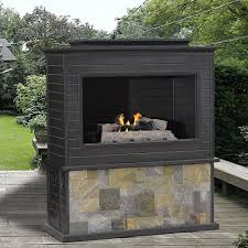 outdoor fireplaces patio fireplaces lowe u0027s canada
