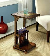 side table rustic side tables full size of end table industrial