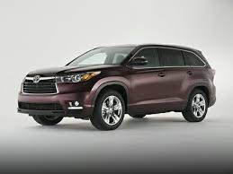 toyota xle used for sale used 2015 toyota highlander xle v6 for sale in evansville in