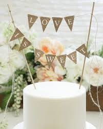 banner cake topper cake accessories wedding cake toppers decorations
