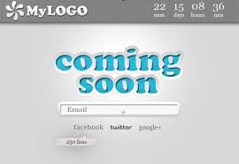a collection of u201ccoming soon u201d web pages eway business solutions
