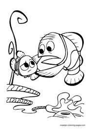 finding nemo coloring pages google illustrate