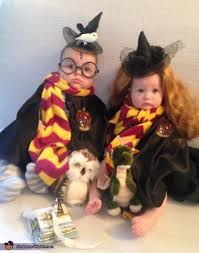 Hermione Halloween Costumes 26 Cute Halloween Costumes Baby Twins Babycare Mag
