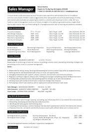 resume manager resume job description automotive sales cover