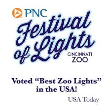 fantasy of lights promo code pnc festival of lights the cincinnati zoo botanical garden