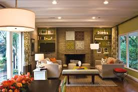 Modern Family Living Room Design  Of  Family Room Decorating - Modern family room decor
