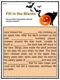 jack o lantern facts worksheets u0026 history information for kids
