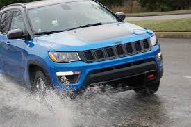 first jeep cherokee 2017 jeep compass review best compact suv on market digital trends