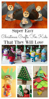 5 super easy christmas crafts for kids that they will love