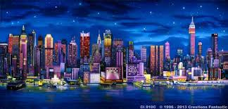 cityscape backdrop ci 010c new york skyline c