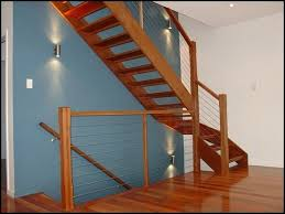 timber stair stringer thickness wooden stairs with painted risers