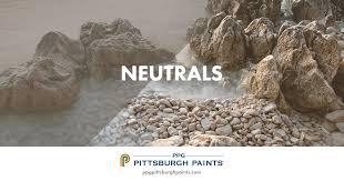 ppg pittsburgh paints neutral paint colors