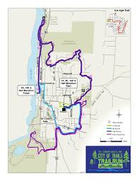 St Croix Map City Of Trails One Race At A Time