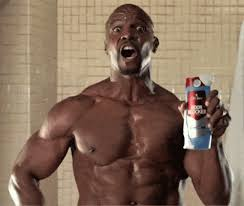 Terry Crews Old Spice Meme - terry crews old spice odor blocker pecs dancing muscles dancing
