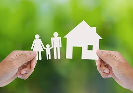 family and home using down payment assistance and other programs to buy your home