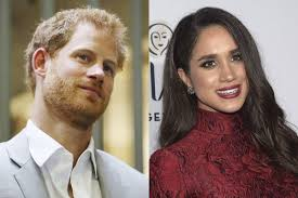 all eyes u2013 and cameras u2013 on prince harry and meghan markle at