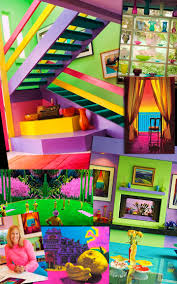 Exotic Colors by Studio Of Style Living In Color The Prismatic Perfection Of