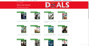 black friday deals for xbox one xbox one black friday deals revealed feature assassin u0027s creed