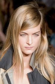 hair bangs tucked ear new york fashion week spring summer 2013 top hair trends sascha