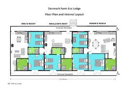 Home Theater Floor Plans Eco Lodge Floor Plan Denmark Farm Conservation Centre