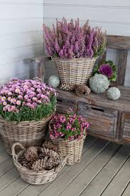 Front Porch Bench 29 Pretty Front Door Flower Pots That Will Add Personality To Your