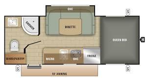 house plan starcraft fifth wheel floor outstanding comet mini rv
