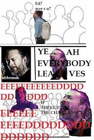 Radiohead Meme - old school radiohead memes jokes thread radiohead