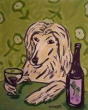 afghan hound king of dogs afghan hound collectibles ebay