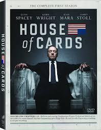 Seeking Season 1 Dvd Release House Of Cards Season 1 Kevin Spacey Robin Wright