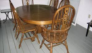 Dining Room Sets Orlando by Dining Room Noticeable Used Leather Dining Room Chairs Awesome