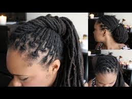 dreadlocks hairstyles youtube loc tutorial interview styles youtube